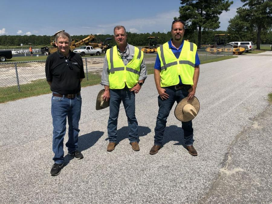 Lynches River Contracting, Inc. Helps S.C. Racetrack to Re-Open