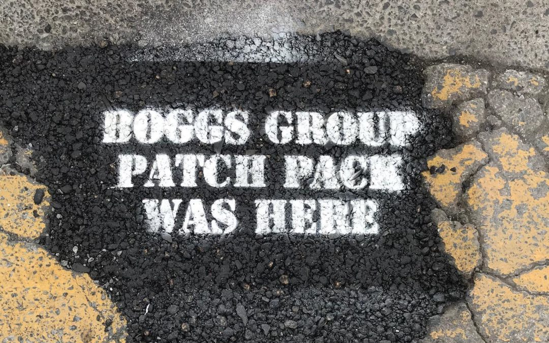 "Boggs Group's New ""Patch Pack of the Carolinas"""